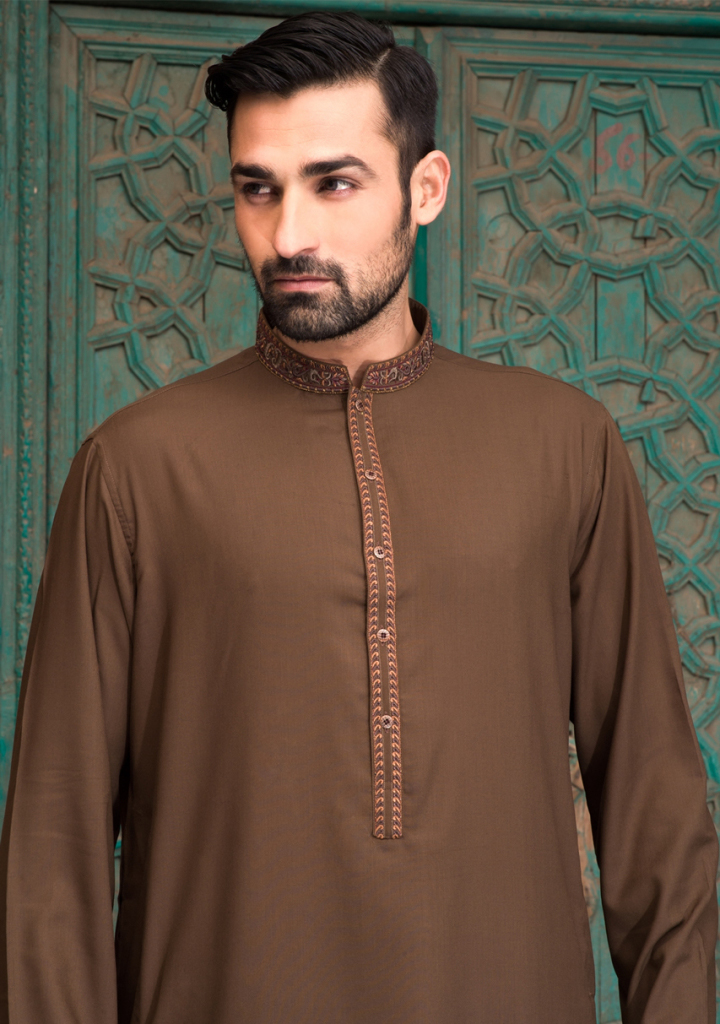 Latest Summer Men Kurta Shalwar Designs Collection 2016-2017 (3)