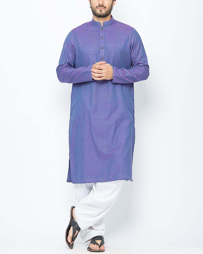 Latest Summer Men Kurta Shalwar Designs Collection 2016-2017 (9)