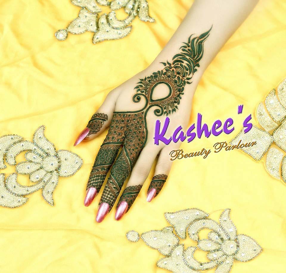 Kashee S Foot Mehndi Designs : Kashee s beautiful mehndi designs for girls stylo planet
