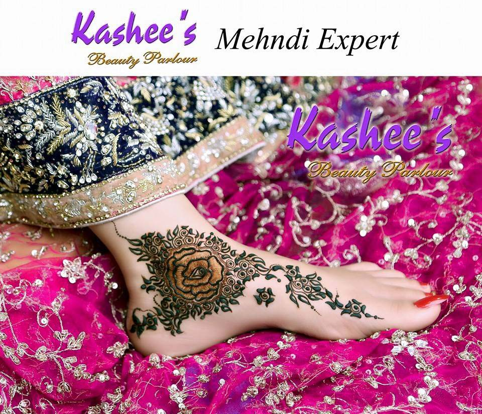 Mehndi design 2017 kashees - Beautiful Kashees Mehndi Designs Collection 2017 For Young Girls And Women