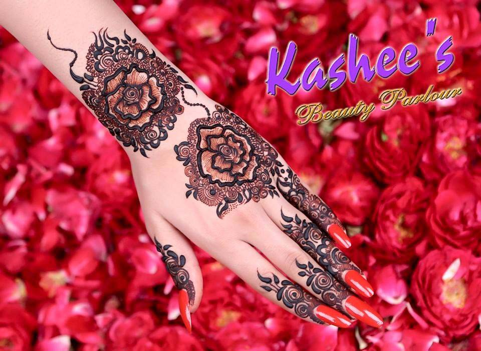 Kashee Bridal Mehndi : Mehndi designs kashees brilliant creativity domseksa