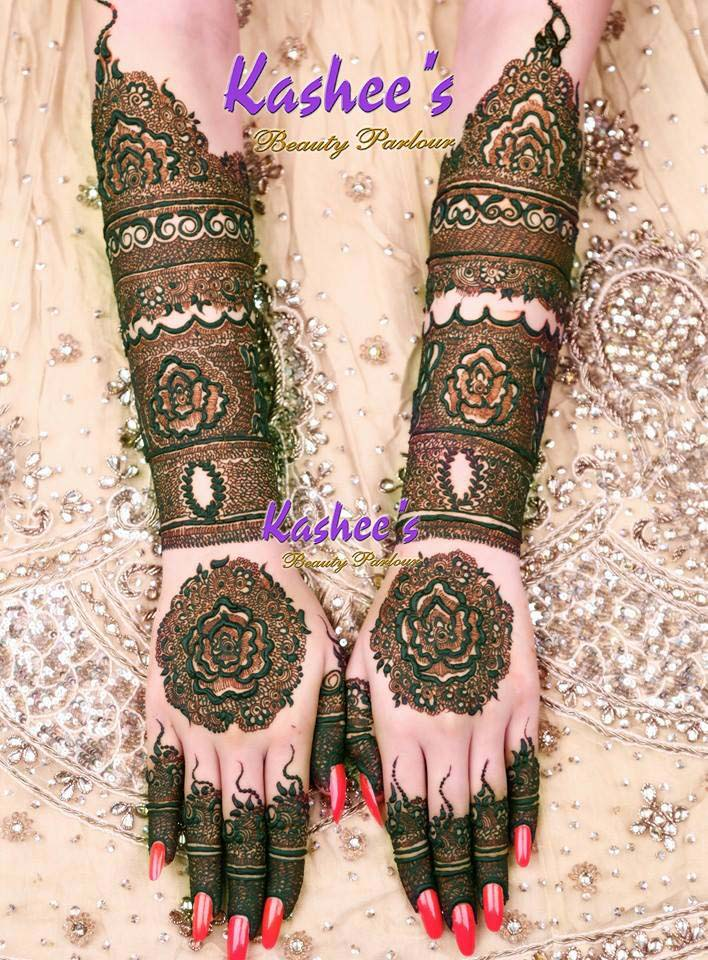 Kashee's Beautiful Mehndi Designs For Girls | Stylo Planet
