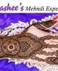 Lovely Kashee's Mehndi Designs For Girls 2016-2017 (26)