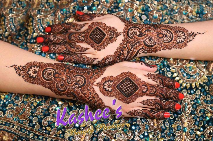 Kashee Bridal Mehndi : Kashee s beautiful mehndi designs for girls stylo planet
