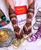 Lovely Kashee's Mehndi Designs For Girls 2016-2017 (50)