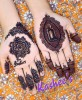 Lovely Kashee's Mehndi Designs For Girls 2016-2017 (7)