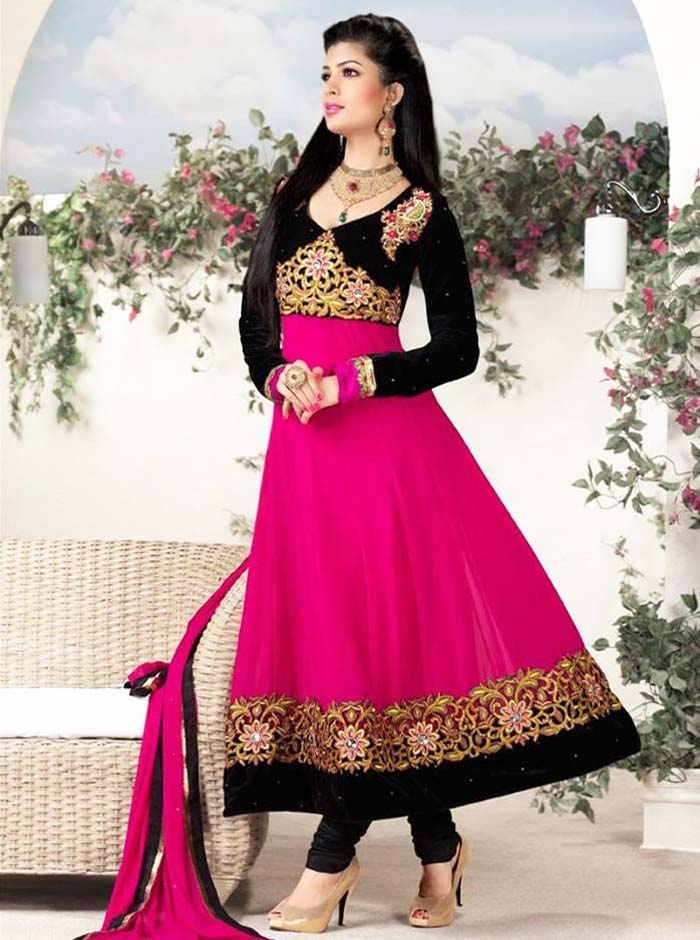 Popular Indian Designer Party Wear