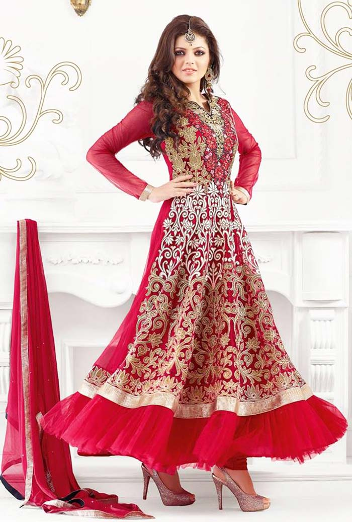 Awesome Pakistani Formal Dresses By Sana Salman 2016 For Women 11 Pakistani