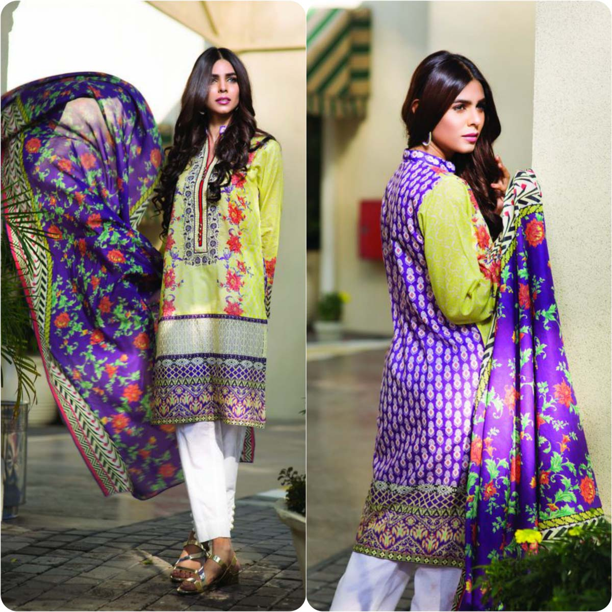 Pareesa By Chen One Spring Summer Lawn Collection 2016-2017 (13)
