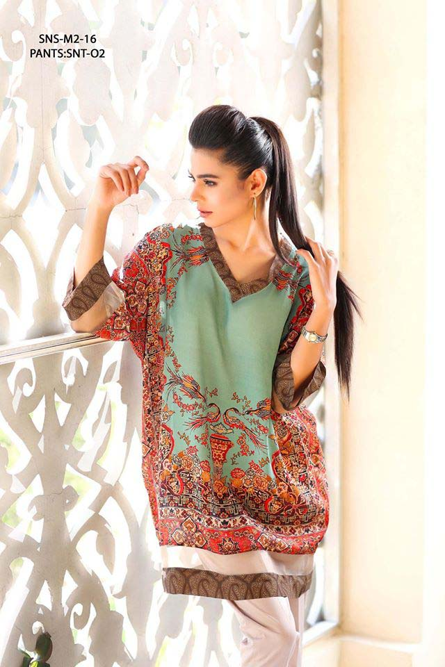 Sobia Nazir Pret Wear Dresses Collection 2016-2017 For Women (2)