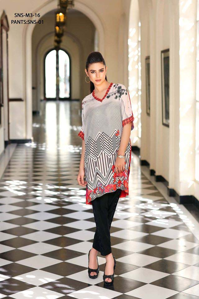 Sobia Nazir Pret Wear Dresses Collection 2016-2017 For Women (3)