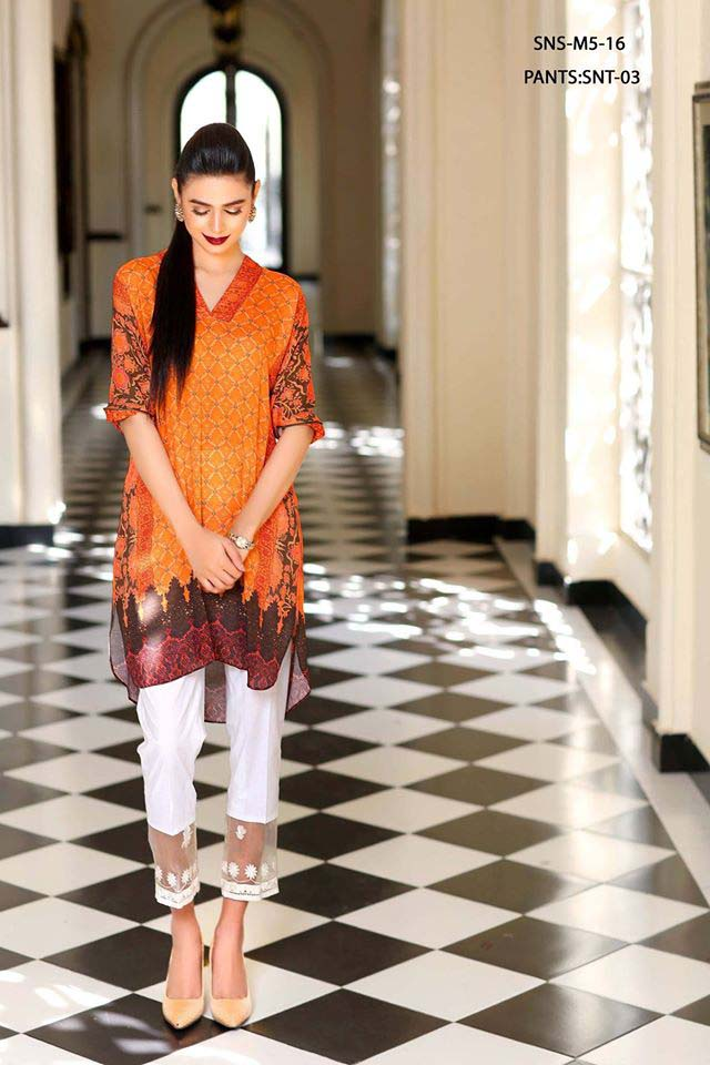 Sobia Nazir Pret Wear Dresses Collection 2016-2017 For Women (4)