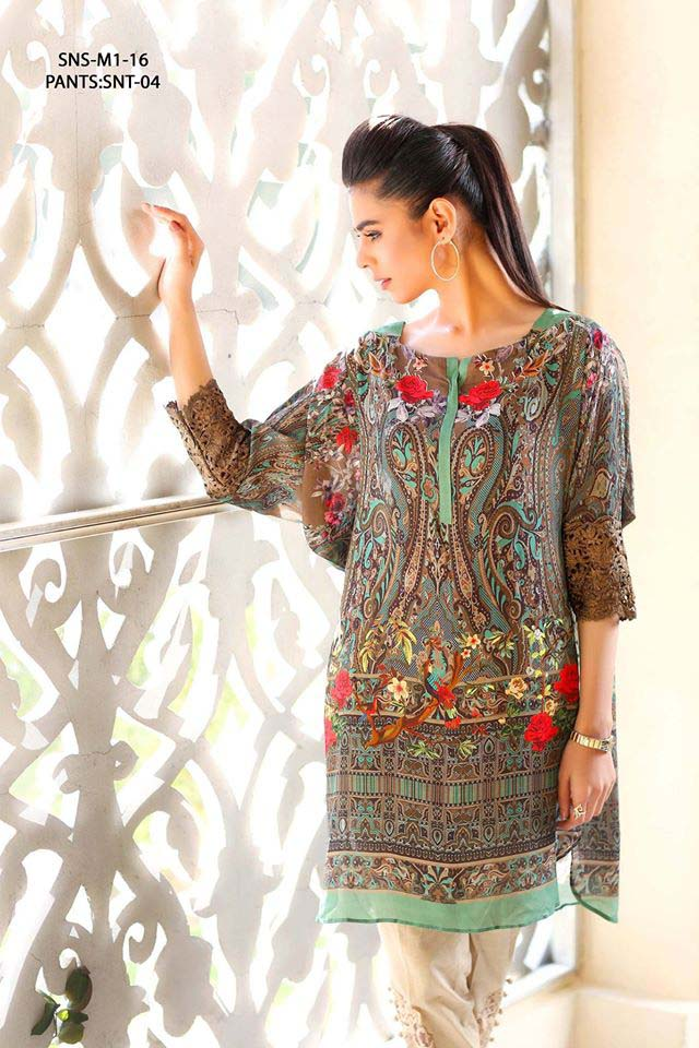 Sobia Nazir Pret Wear Dresses Collection 2016-2017 For Women (7)
