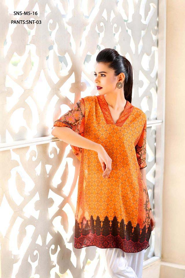 Sobia Nazir Pret Wear Dresses Collection 2016-2017 For Women (8)