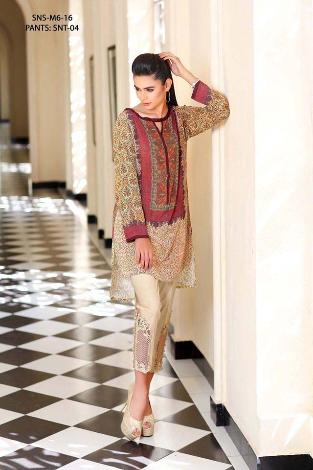 Sobia Nazir Pret Wear Dresses Collection 2016-2017 For Women (9)