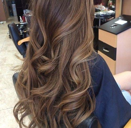 Subtle Blonde With Light Brown Highlights