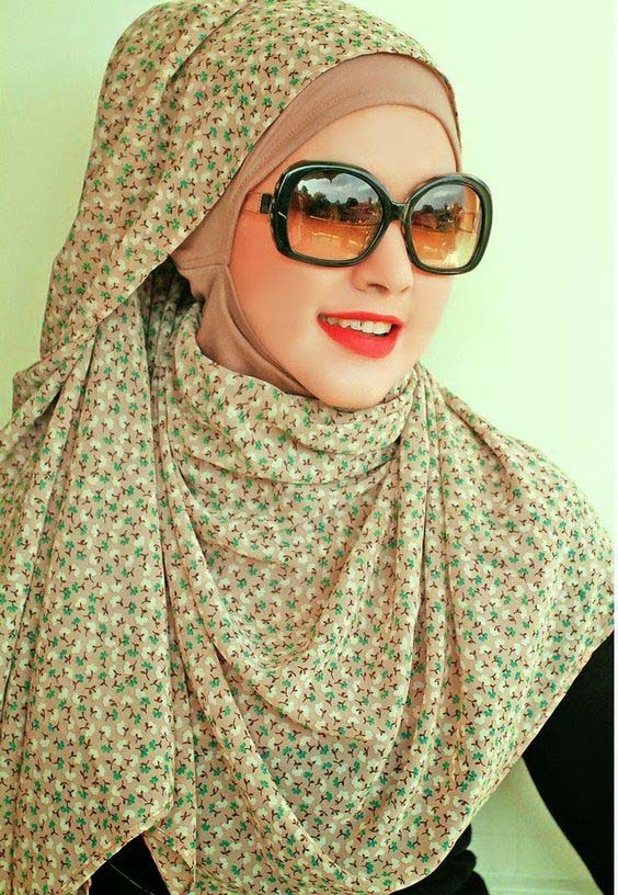 Latest Hijab Styles & Designs for Summer Fashion 2016-2017 (18)