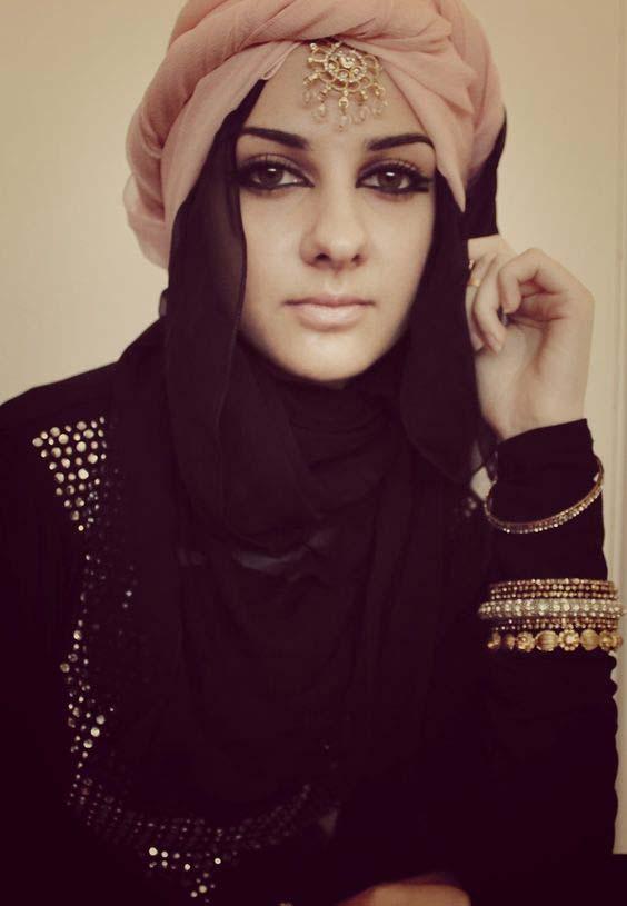Latest Hijab Styles & Designs for Summer Fashion 2016-2017 (25)