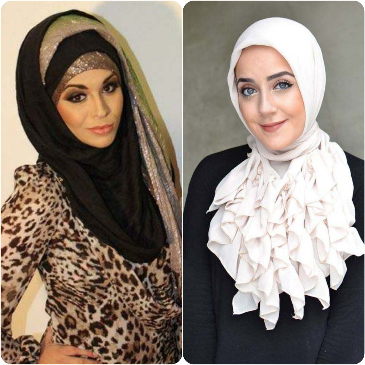 Latest Hijab Styles & Designs for Summer Fashion 2016-2017 (7)