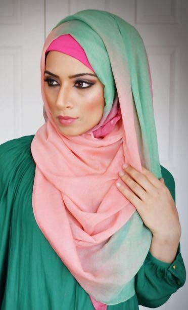 Latest Hijab Styles & Designs for Summer Fashion 2016-2017 (8)