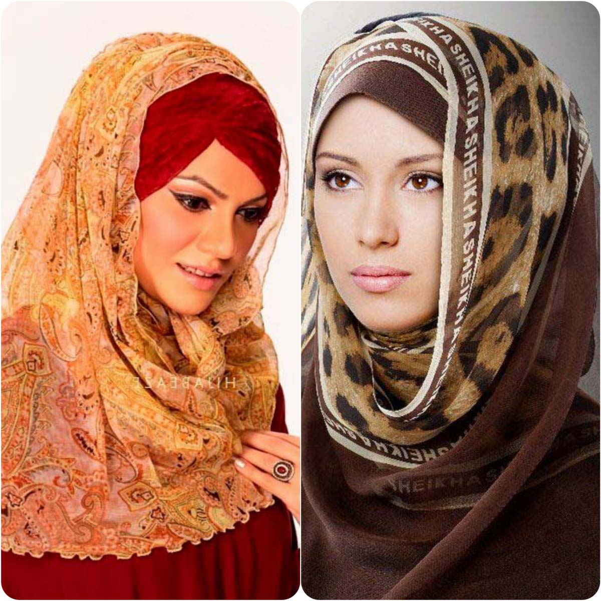 Latest Hijab Styles & Designs for Summer Fashion 2016-2017 (9)