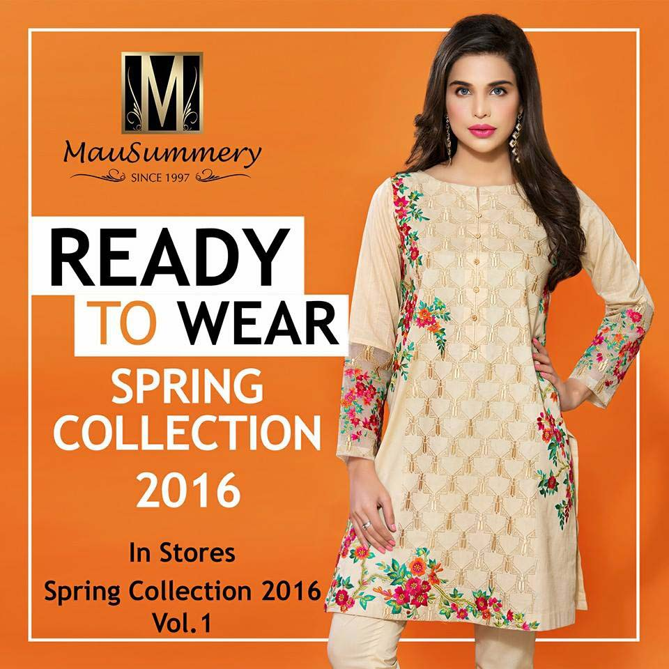 c008d93f07 Mausummery SpringSummer Lawn Collection with Price Complete Catalog (19)