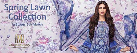 Mausummery SpringSummer Lawn Collection with Price Complete Catalog (2)
