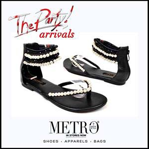 Metro summer fancy shoes 2106