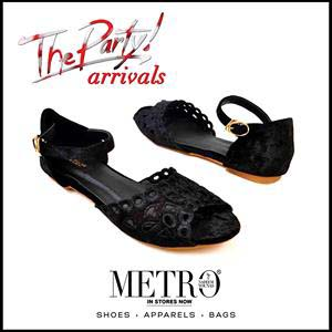 Metro Summer Sandals collection