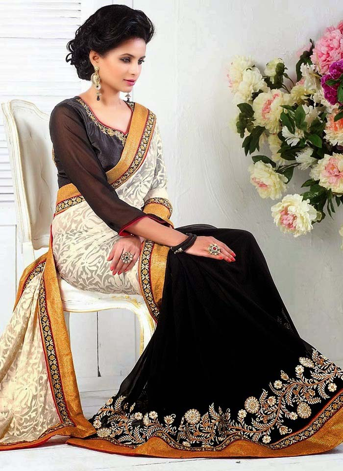 Indian Designer Saree Collection