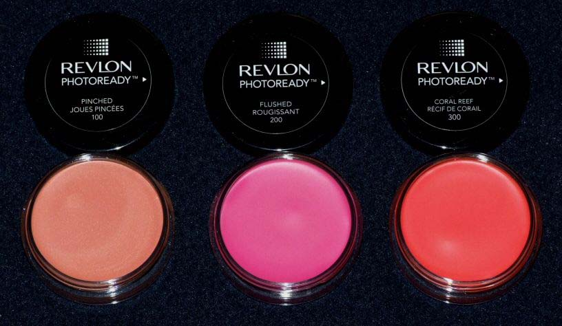 Revlon Photoready Cream Blush in Coral reef