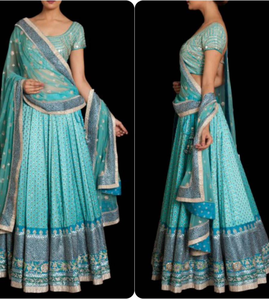 Ritu Kumar Indian Bridal Dresses Collection 2016-2017 (25)