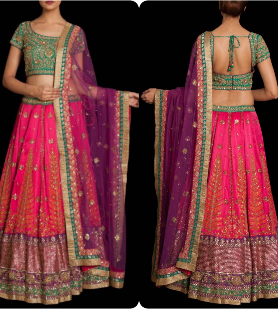 Ritu Kumar Indian Bridal Dresses Collection 2016-2017 (5)