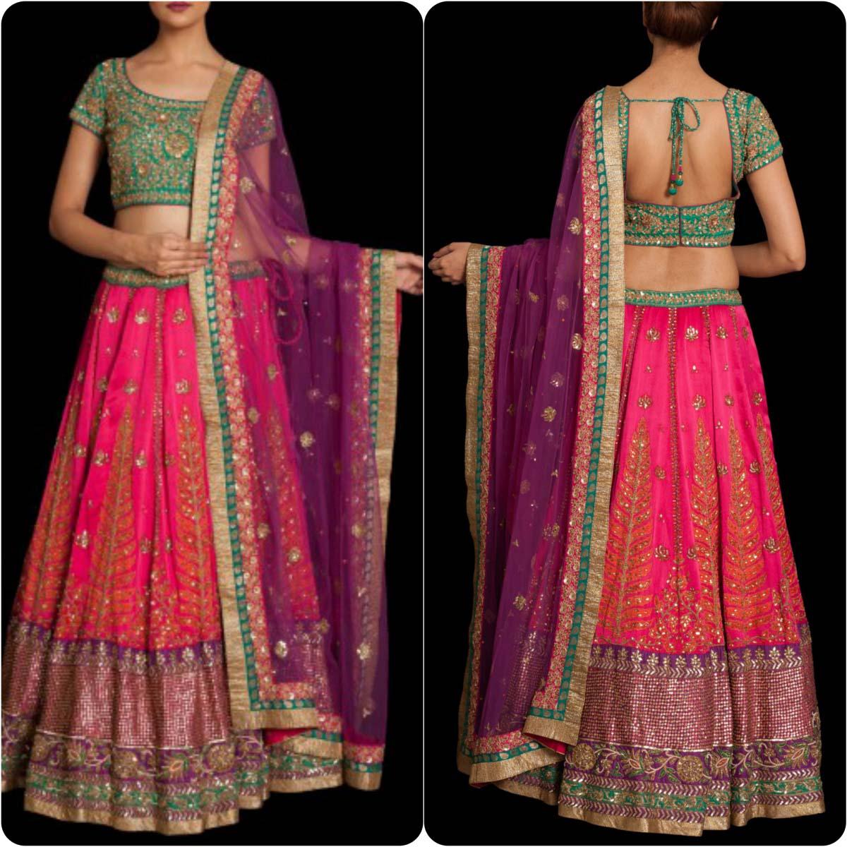 Latest Ritu Kumar Bridal Wear Collection 2016 | Stylo Planet