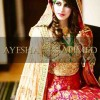 Ayesha Ahmed Bridal wear Dresses Collection 2016-2017 (14)