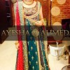Ayesha Ahmed Bridal wear Dresses Collection 2016-2017 (22)