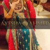 Ayesha Ahmed Bridal wear Dresses Collection 2016-2017 (24)