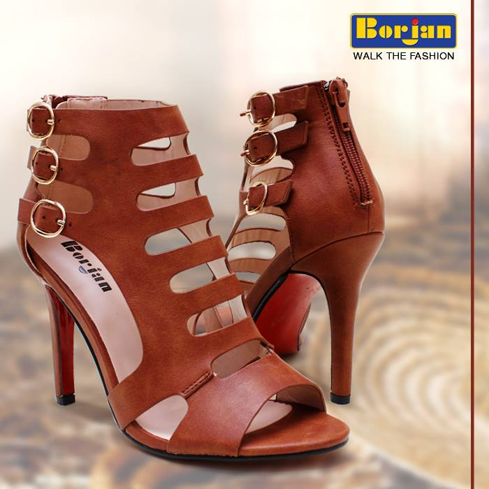 Borjan Shoes Latest Summer Collection