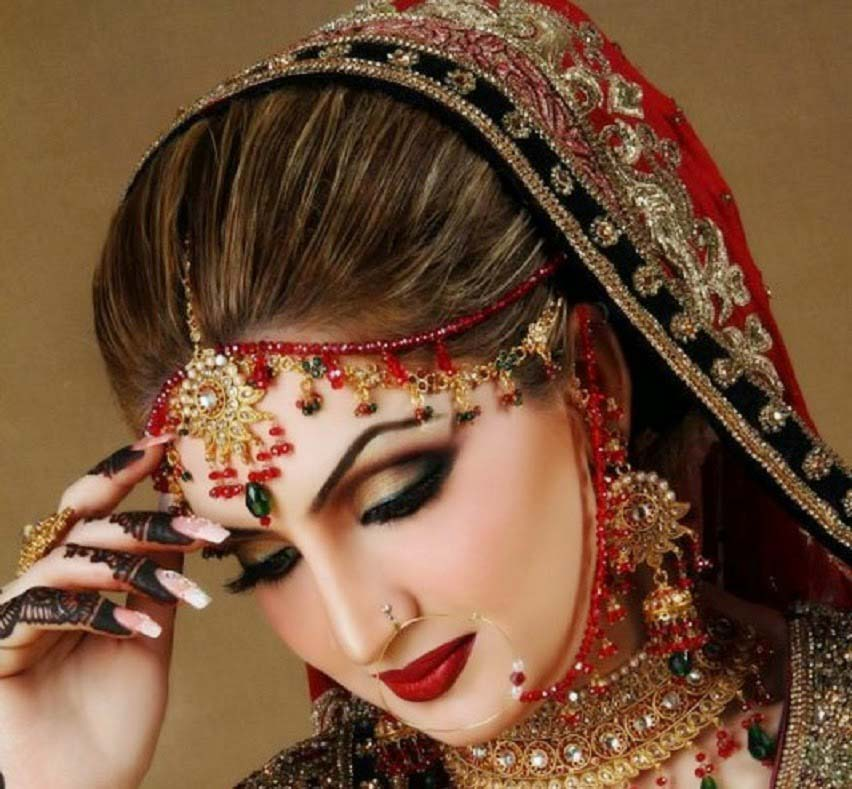 Best Pakistani Bridal Makeup Tips U0026 Ideas | Stylo Planet