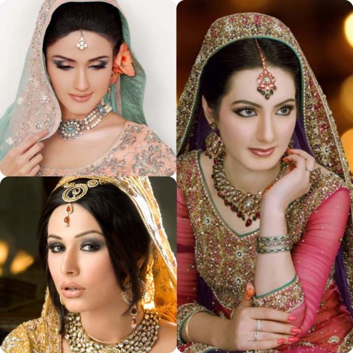 Mehndi Makeup Step By Step : Best pakistani bridal makeup tips ideas stylo planet