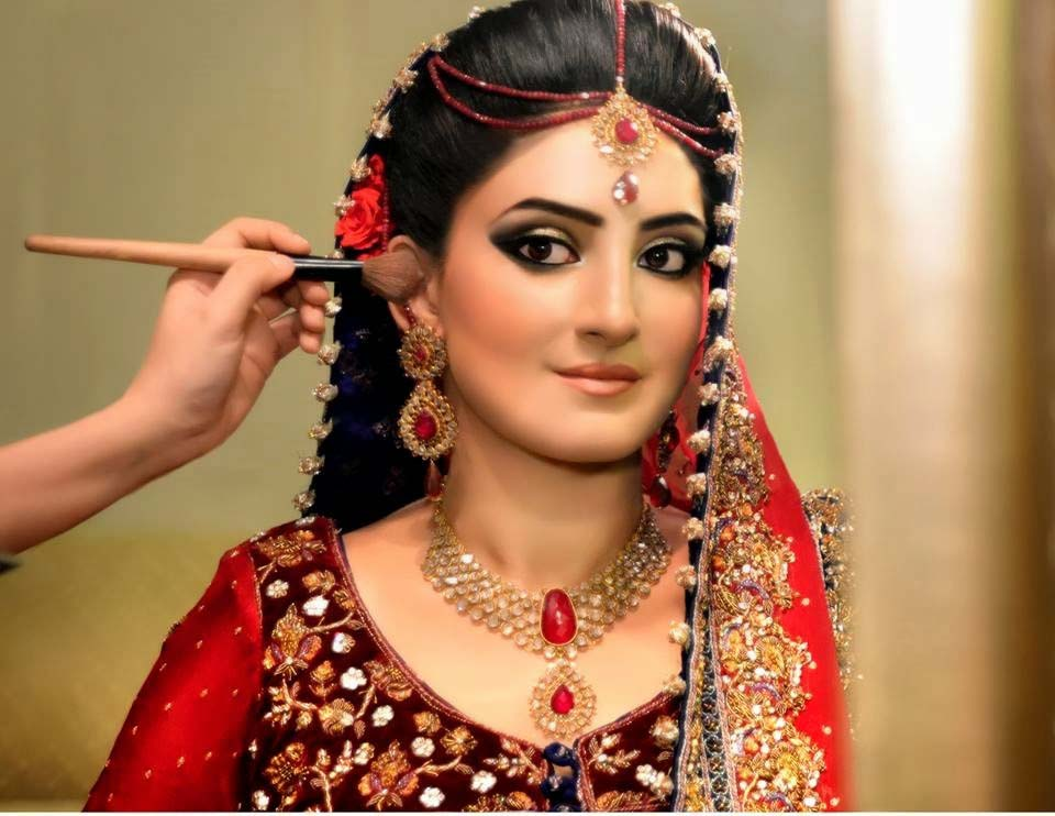 Best Pakistani Bridal Makeup Tips and Ideas Stylo Planet