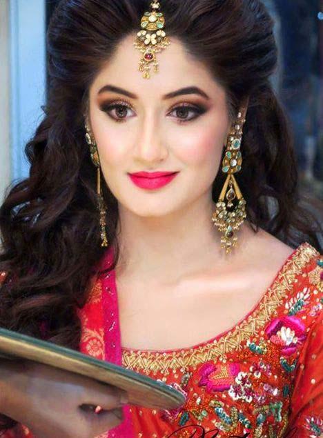 Pakistani Best Bridal Makeup Tutorial- Step by Step (4)