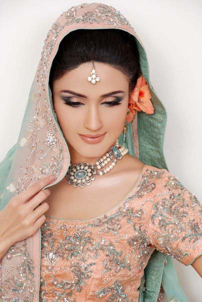 Pakistani Best Bridal Makeup Tutorial- Step by Step (7)