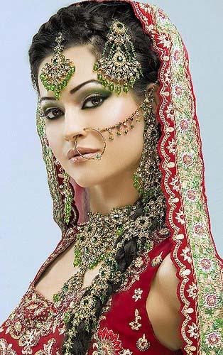 Pakistani Best Bridal Makeup Tutorial- Step by Step (8)