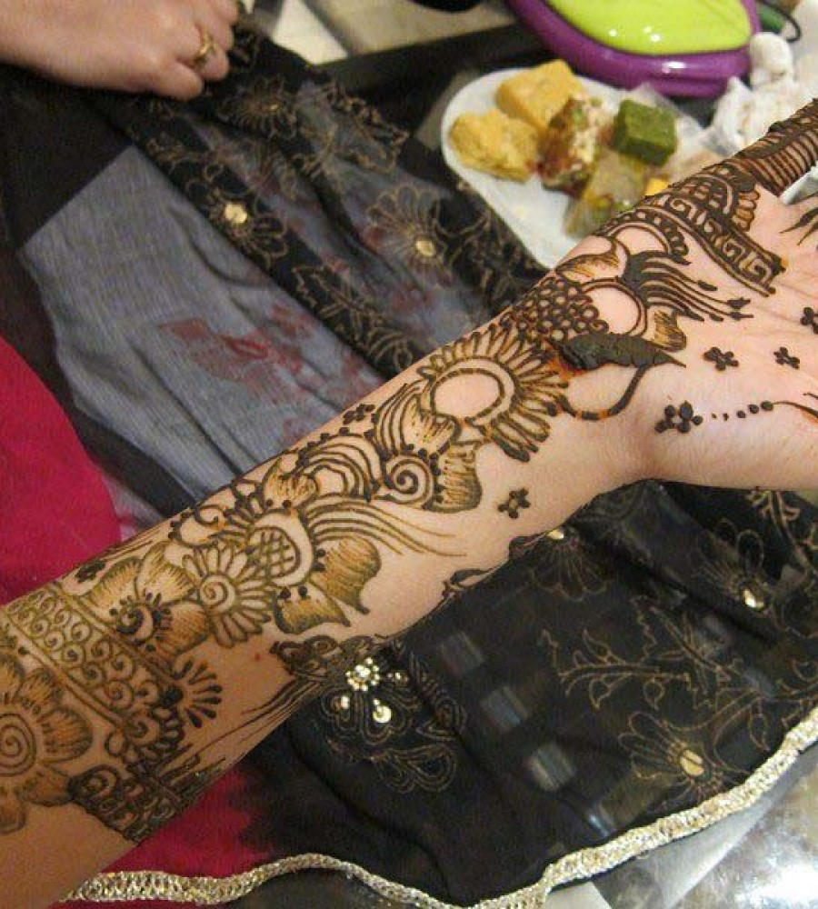 Shaded Mehndi Designs For Girls 2016-2107 (22)