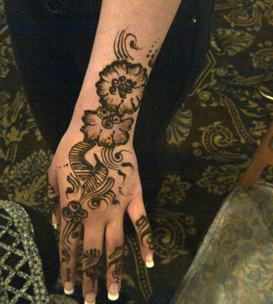 Shaded Mehndi Designs For Girls 2016-2107 (24)