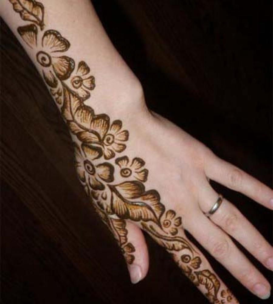 Shaded Mehndi Designs For Girls 2016-2107 (31)