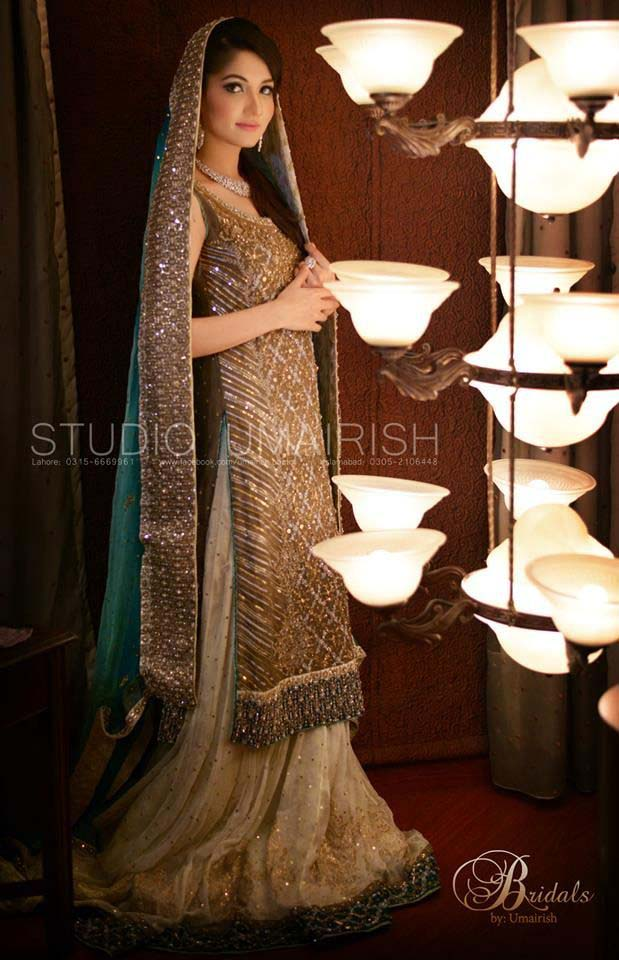 White color Walima Dresses