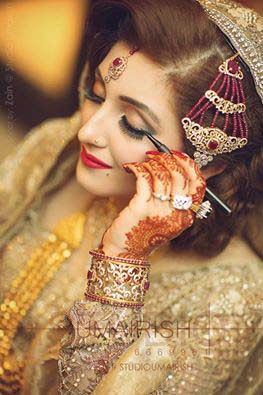 Stylish Walima Dresses For Wedding Pakistani Brides 2016-2017 (24)