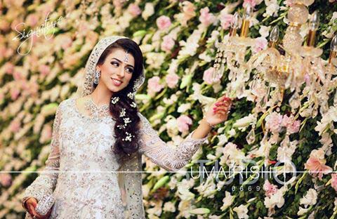 Stylish Walima Dresses For Wedding Pakistani Brides 2016-2017 (27)